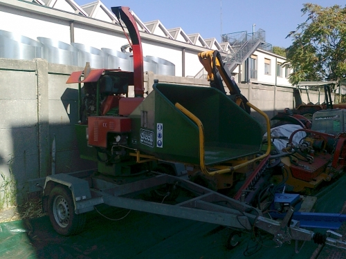 Green Technik GREEN TEKNIK  CIPPER 1400 L 25